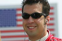 Sam Hornish Jr. at the Twin Ring Motegi, Japan Indy 300, April 30, 2005