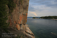 10: LAKE SUPERIOR AGAWA ROCK