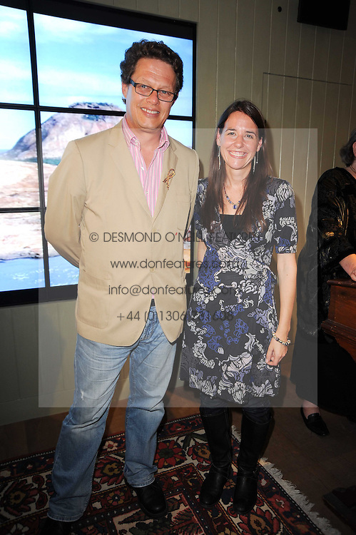 WILL TRAVERS and SHELLEY WATERLAND at a party to celebrate the publication of Born Wild by Tony Fitzjohn at The Arts Club, Dover Street, London on 16th September 2010.