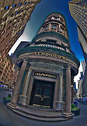 New York, Financial District, Delmonico's; restaurant, Downtown, NY