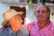 Two men in Bocas, Holguin, Cuba.