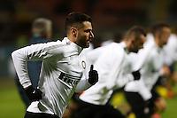 Milano - Serie A 2016/17 - 14a giornata - Inter-Fiorentina - Nella foto: Antonio Candreva - Inter