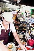 Mee Ton Poe restaurant, in Sino-Portuguese Colonial Quarter, Phuket.