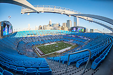 2016 BELK Bowl (Virginia Tech vs Arkansas) Bank of America Stadium