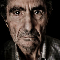 Philip Roth by Chris Maluszynski