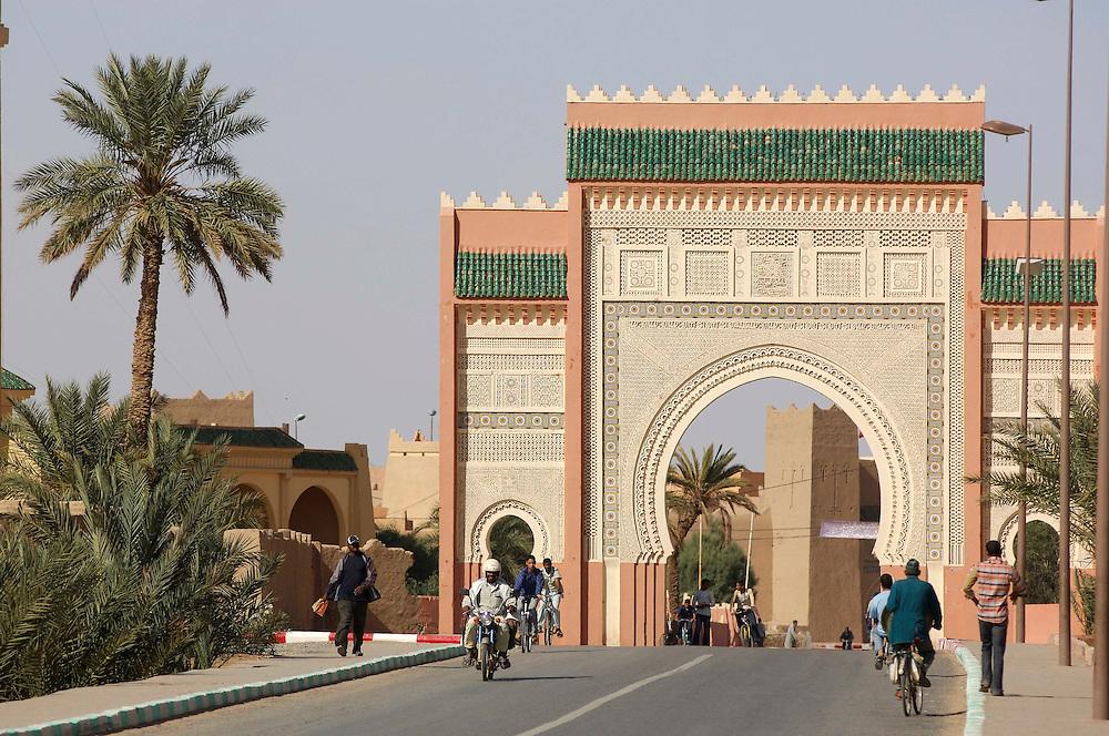 City Gate, Bab, Rissani, Morocco