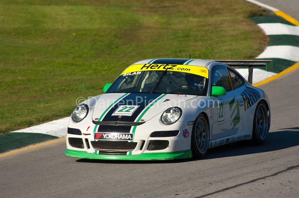 #22 MGM Porsche 911 GT3 Cup: Franck Silah