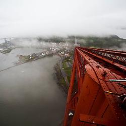 The Forth Rail Bridge, 2nd July 2012