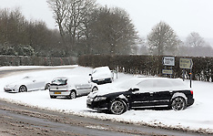 MAR 12 2013 Snow in South East of England