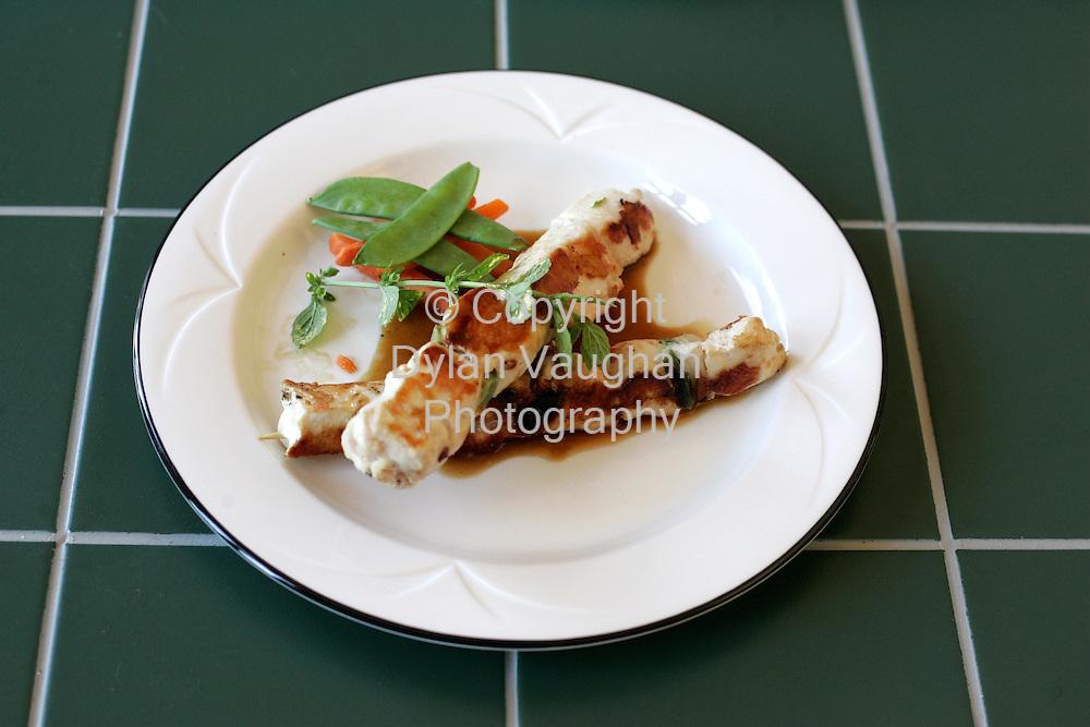 3/8/2004.E McSweeney Food for Weekender.Week 66.main.Chicken Kebabs.Picture Dylan Vaughan
