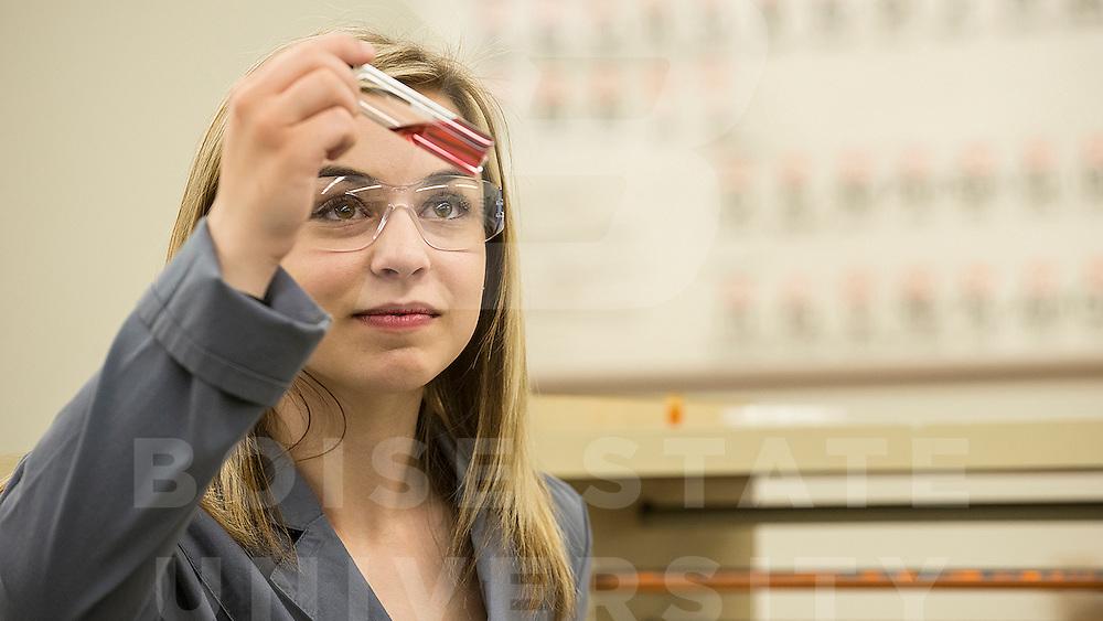 Sarah Rehn, Chemistry, Women In STEM, Carrie Quinney photo