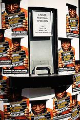 Festival des Cinemas Africains, Bruxelles - avril 2009