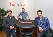 Executives of Burnish Creative