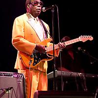 Clarence Carter, 2009 Gretna Fest