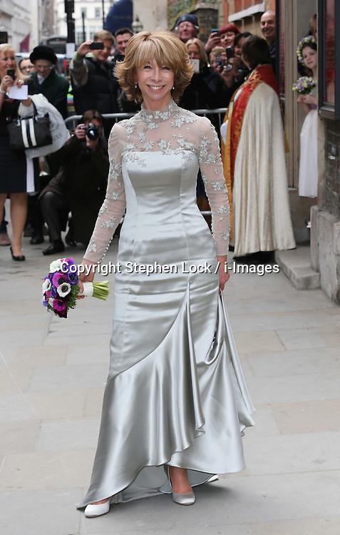 wedding of coronation street actress helen worth iimages