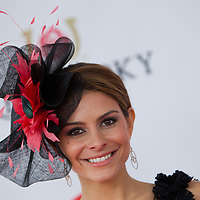 Entertainment - Maria Menounos - Celebrities at 2011 Kentucky Derby - Louisville, KY
