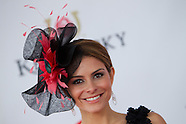 Entertainment - Maria Menounos - Celebrities at 2011 Kentucky Derby - Louisville, KY