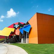 Biomuseo // Panama City, Panama