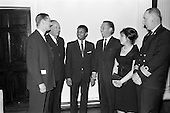 1963 - Caribbean Pioneer Line reception at the Shelbourne Hotel