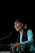 Aung San Suu Kyi, Conference at Sorbonne University