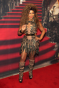 May 18, 2012 -New York, NY-United States: Recording Artist/Actress Lil' Kim attends the Lil' Kim performance as part of her ' Return of the Queen Tour ' held at Paradise Theater on May 18, 2012 in the Bronx, NY. Consistently recognized as a trailblazing Female MC, Lil'Kim has been a member of the clic, Junior MAFIA, headed by the late Notorious B.I.G. and has released 3 RIAA certified platinum albums to date. (Photo by Terrence Jennings)