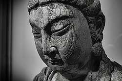 Incredible Chinese statue from antiquity, on display at the Brooklyn Museum, Brooklyn, New York. http//:www.brooklynmuseum.org/