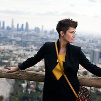 Actress Joanna Brodzik for Twoj Styl magazine