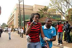 SEP 21-22 2013  Nairobi shopping mall terror attack