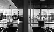 Paris, Charles de Gaulle Airport.<br /> Picture date: Tuesday January 19, 2016.<br /> Photograph by Christopher Ison &copy;<br /> 07544044177<br /> chris@christopherison.com<br /> www.christopherison.com