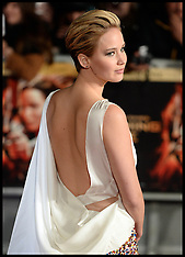 NOV 11 2013 The Hunger Games World Premiere