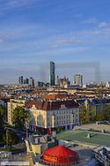 Prater, Madame Tussauds Wien, DC Tower, Danube City, Vienna, Austria