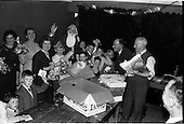 1962 - Irish Shell and BP Limited Childrens Christmas Party at C.I.E. Hall
