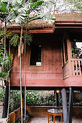 The Jim Thompson House is the home of James H.W. Thompson, a self-made American entrepreneur who was the founder of the world renowned Jim Thompson Thai Silk Company.