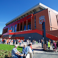 160829 Liverpool FC Main Stand Test Event 2
