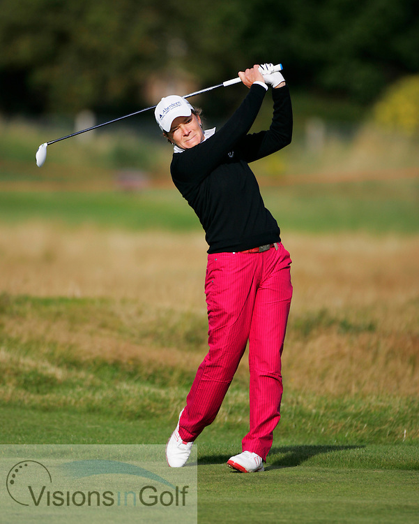 Ricoh Womens British Open 2012<br /> Picture Credit: Mark Newcombe  / www.visionsingolf.com