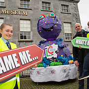 21.02.2017       <br /> Team Limerick Clean-Up is inviting the people of Limerick to get involved in an exciting competition to &lsquo;Name the TLC3 Litter Monster&rsquo;. Paul O&rsquo;Connell was joined by pupils from Bruree National School and representatives from the JP McManus Benevolent Fund at the Hunt Museum to announce details of the competition. <br /> <br /> Attending the event and helping launch the initiative were, Paul O'Connell and Bruree National School pupils, Alesha South, 12 and Daniel Scully, 12. Picture: Alan Place