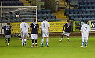 Dundee v Montrose - Forfarshire Cup 17.11.2011