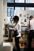 Atmosphere at PowerHouse Books Arena, base for the 1st Annual New York Photo Festival (NYPH) in the Dumbo section of, Brooklyn on May 15, 2008 ..Photography, one of the most important visual media of our lives, has been surprisingly uncelebrated, particularly in the United States. New York City, home to the most influential commercial and fine art photography community, has lacked?until now?a large-scale event dedicated to photography.. .powerHouse Books and VII Photo Agency have joined forces to launch the new, annual New York Photo Festival, the first international-level festival of photography to be based in the U.S.