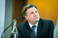 UNISON sponsored 'School Support Staff Seminar' held at The King's Fund, London. Photo shows Ed Balls MP, Secretary of State for Children, Schools, Families speaking.