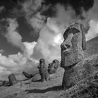 South America; Chile; Easter Island; Isla de Pasqua,south pacific; UNESCO, World Heritage