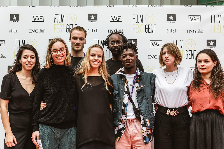Film Fest Gent - Rode Loper & Prijsuitreiking: Belgian Student Shorts
