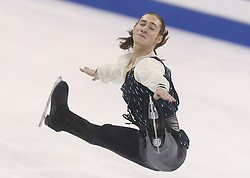 Jason Brown of the USA performs during the Men free skating program at the ISU World Figure Skating Championships at Shanghai Oriental Sports Center in Shanghai, China, 28 March 2015.