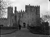 28/02/1960 Kilkea Castle, Co. Kildare