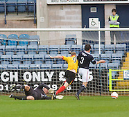 Dundee v Partick Thistle - 29.10.2011