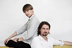 Philip Koch and Constantin von Jascheroff (Cannes, May 2010)