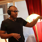 Etienne Charles Album Recording @ Sear Sound NYC, 72512