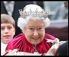 File Photo - Queen Elizabeth II will  become the longest-reigning monarch in our history