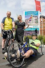 2015-06-24_Ben Bailey Hand Cycle SSAFA