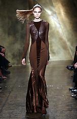FEB 11 2013 Donna Karan show at New york Fashion Week A/W 2013