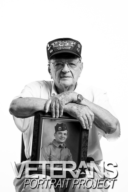 John H. Von Der Bruegge Jr.<br /> Army<br /> O-6<br /> Parachute Infantry<br /> 1943 - 1976<br /> WWII<br /> Korea<br /> Vietnam<br /> <br /> <br /> Veterans Portrait Project<br /> Colorado Springs, CO San Antonio, Texas